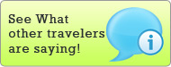 See What Other Travelers are Saying!