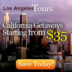California Getaways Starting from $35