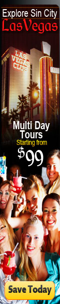 Explore Sin City Las Vegas Multi-Day Tours Starting from $99