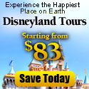 Experience the Happiest Place on Earth Disneyland Tours Starting from $83