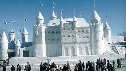 3-Day Quebec Carnival (Ice Hotel) Tour