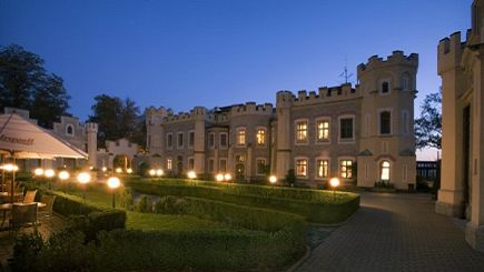 2-Day Romantic Dream Trip to Hluboka