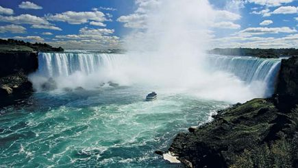 bus tour package NYC, Boston, Niagra Falls