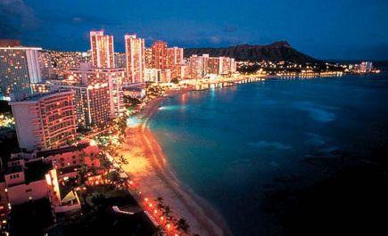 四日夏威夷欧胡岛檀香山,珍珠港,小环岛超值游(檀香山接送机)