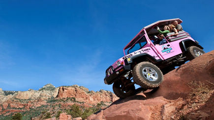 Broken Arrow Tour from Sedona **The Ultimate Jeep Experience**