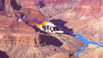 Grand Canyon Golden Eagle Helicopter Tour
