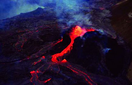 1-Day Volcano Tour & Lava Walk from Oahu