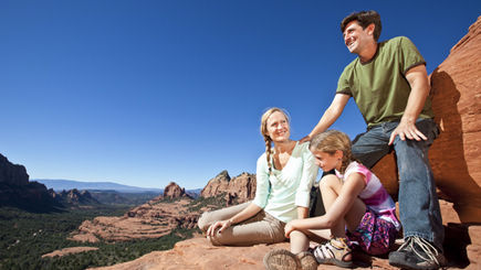 2.5 - 3 Hours Scenic Rim Tour **Experience the Magnificent Views of Sedona!**