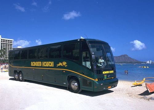 Airport Express of Honolulu International Airport and Waikiki