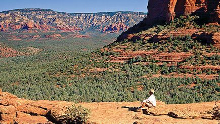 Hiking Tours from Sedona (2.5 Hours and 4 Hours for Your Choice)