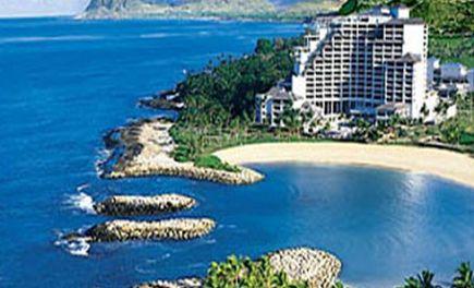 夏威夷檀香山直升飞机游