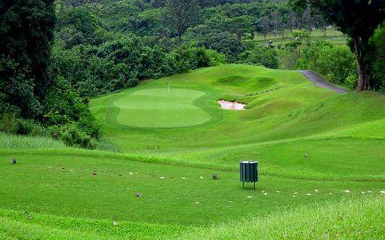 夏威夷高尔夫之旅(含果岭费及电动车)