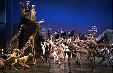 The Lion King New York Show