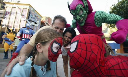 6 Day Orlando Theme Park Tour Package with Choice of 6 Parks from Miami