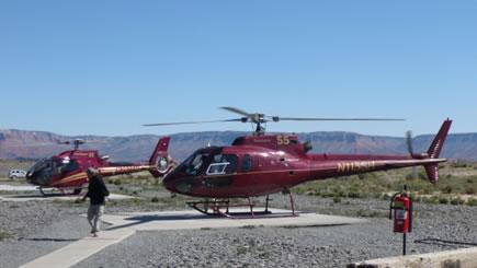 一日大峡谷直升飞机冒险之旅/phoenix