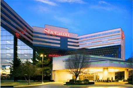 Double Tree by Hilton EWR (Sheraton EWR)