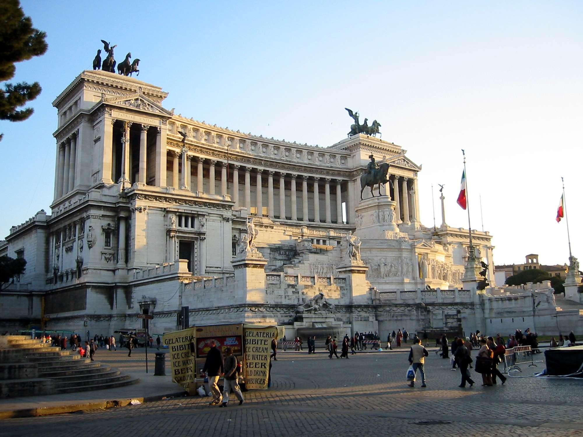 Ancient Rome and the Capitol Museums