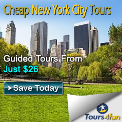 Discount New York City Tours