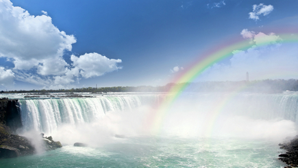 1-Day Fly New York to Niagara Falls Guided Tour (Roundtrip Airfare Included)
