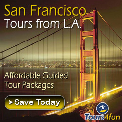 Affordable Guided San Francisco Tour Packages