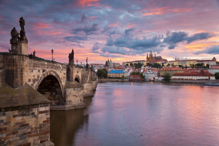 Prague in Czech Republic