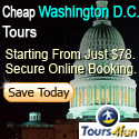 Guided Washington DC Tours Available Online