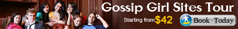 Gossip Girls Sites Tour