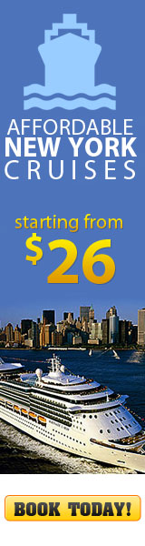 Affordable New york Cruises Starting from $26