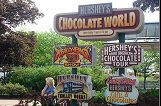 Hersheys Chocolate World  10-Day Lake Powell, Yellowstone, Grand Canyon West Rim, & Yosemite Bus Tour from Las Vegas 10-Day Lake Powell, Yellowstone, Grand Canyon West Rim, & Yosemite Bus Tour from Las Vegas hersheys chocolate world pic
