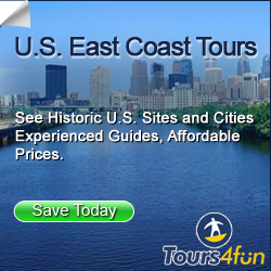 Low Prices on USA East Coast: Find Tours Packages