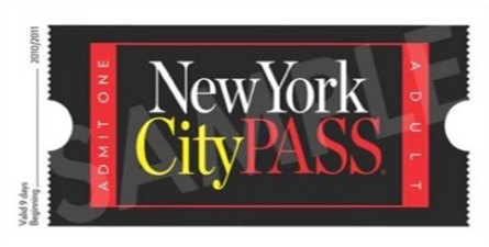The New York City PASS has six real tickets to the most famous New York attractions for nearly half the price.