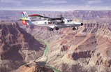 Grand Canyon Visionary Airplane Tour
