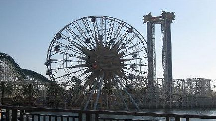 Parque Disney - California Adventure Tour (Todo el día)