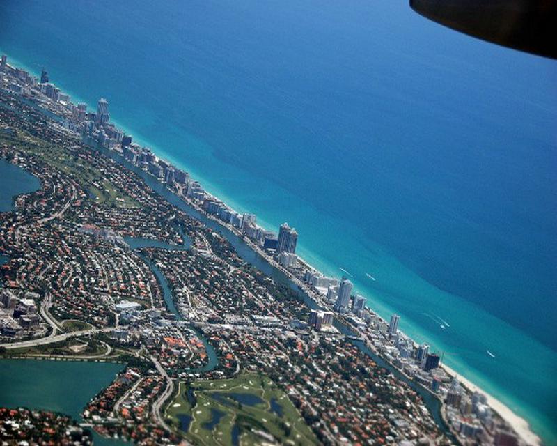 八日迈阿密,西礁岛,罗德岱堡,巴哈马邮轮观光之旅(迈阿密接送机)