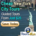 Guided New York City Tour