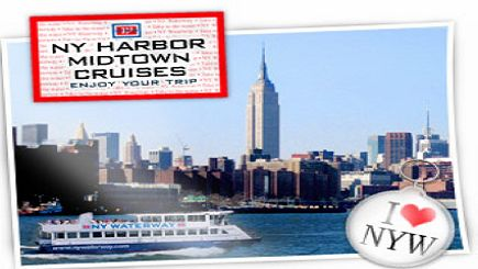 90-Minute New York Midtown Cruise