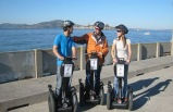 San Francisco Wharf & Waterfront Segway Tour