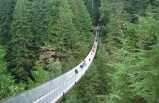 5.5 Hours of Vancouver City and Capilano Suspension Bridge Tour