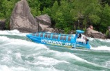 The Wet Jet Tour through Niagara River