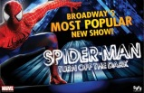 Broadway Spider-Man Show: Turn Off the Dark
