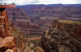 4-Day Las Vegas, West Grand Canyon (Skywalk) Bus Tour (LAX Airport Transfers) **Stay One Night inside West Grand Canyon**