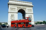 Paris Hop-on Hop-off Sightseeing Tour At Your Leisure