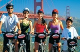 San Francisco Golden Gate Bike Tour