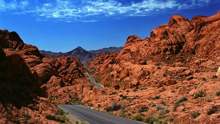 Valley of Fire Tour w/ PINK JEEP Tours