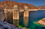 3-Day Bus Tour to Grand Canyon West (Skywalk), Hoover Dam from Las Vegas (Depart from LV/End in LA/LV) ** 2 Nights in Las Vegas**