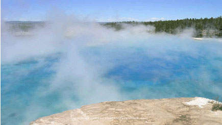 7-Day Bus Tour to Yellowstone, Grand Teton, Salt Lake City, Grand Canyon West (Skywalk) from Los Angeles ** Highly Recommended **