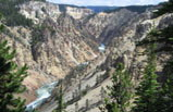 5-Day Yellowstone National Park Bus Tour Package (Start in LA - End in SLC)