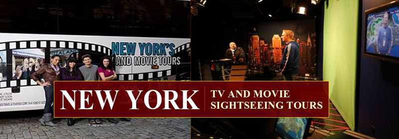 Tv And Movie Tours In New York City Tours4fun Com